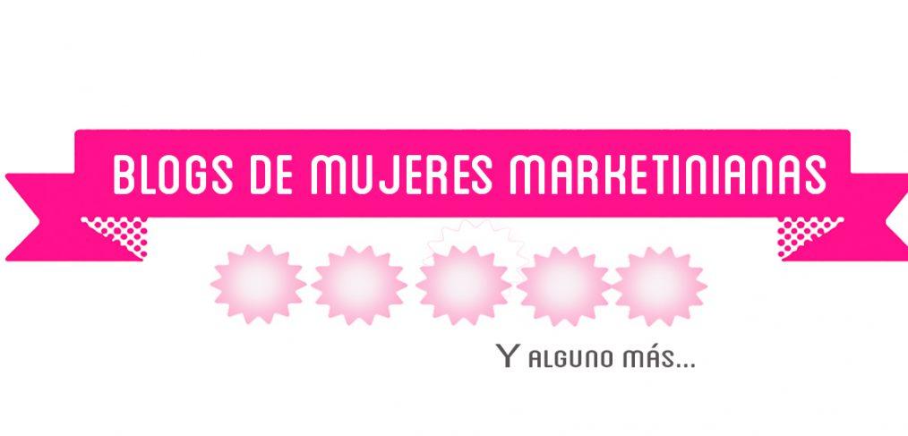 Blogs de marketing online escritos por mujeres