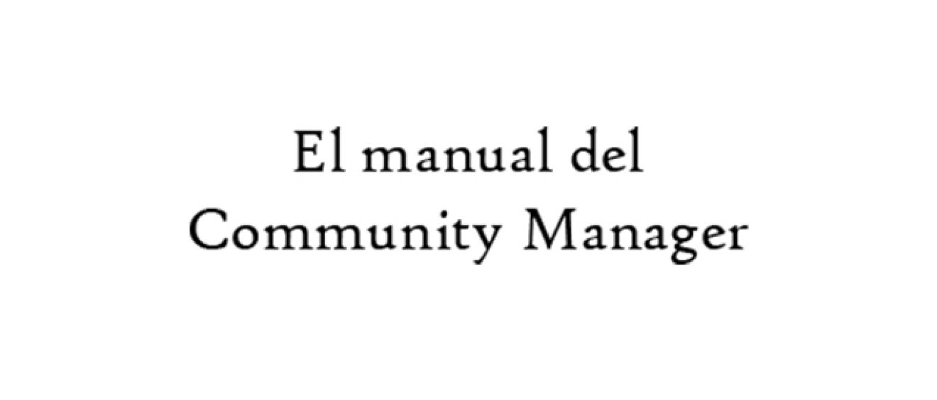 Ser community Manager