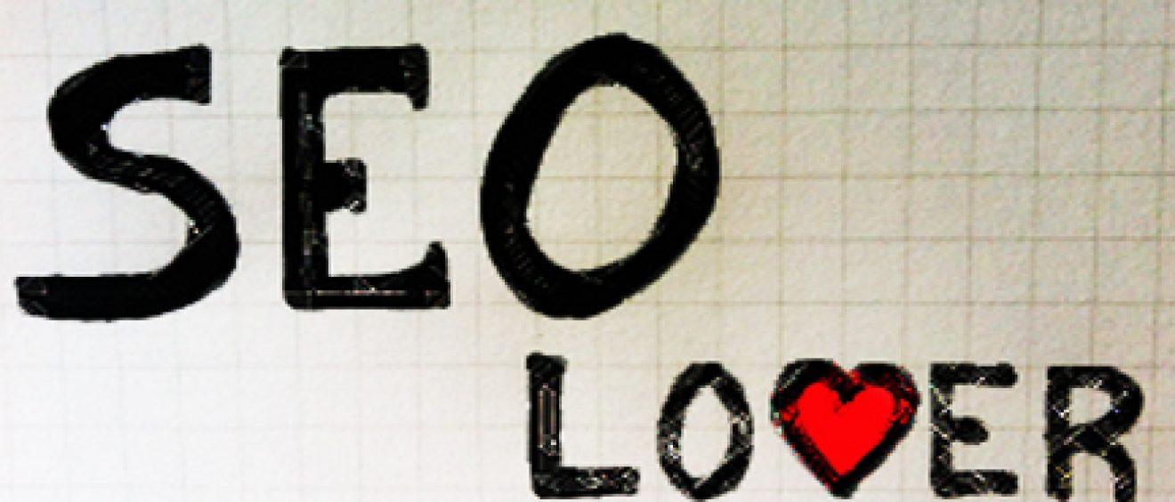 I love SEO