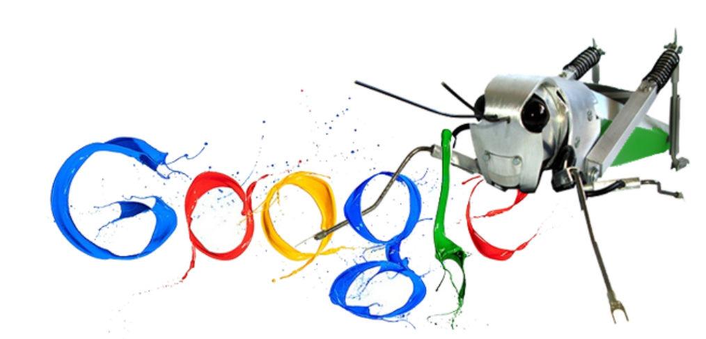 Algoritmo de Google: El grillo