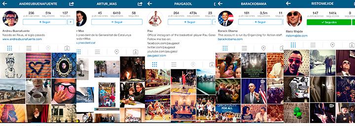 Instagram profesional